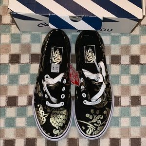 50th anniversary Vans Authentic NWT